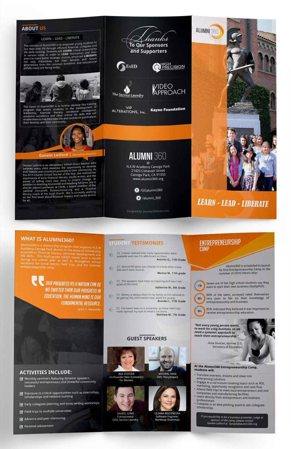 get_the_title: Brochure